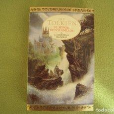 Libros de segunda mano: EL SEÑOR DE LOS ANILLOS I - LA COMUNIDAD DEL ANILLO JRR TOLKIEN. Lote 178790258