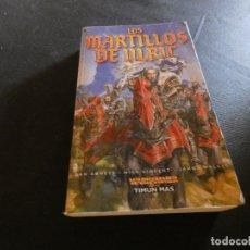 Libros de segunda mano: MENOS DE 500 GRAMOS LOS MARTILLOS DE ULRIC WARHAMMER TIMUN MAS. Lote 178903755