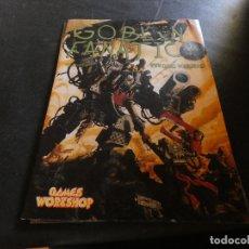 Libros de segunda mano: RARA REVISTA ROL GOBLIN MANIAC 7 UNA PUBLICACION WARHAMMER. Lote 178904543