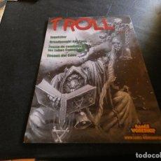 Libros de segunda mano: REVISTA DE ROL TROLL NUMERO 15 . Lote 178904600