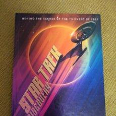 Libros de segunda mano: STAR TREK DISCOVERY OFFICIAL COLLECTOR'S EDITION (TITAN COMICS) - TAPA DURA. Lote 179025526