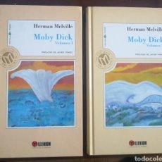 Libros de segunda mano: MOBY DICK. Lote 179067042
