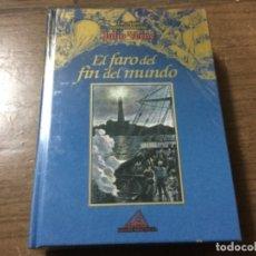 Libros de segunda mano: 3 LIBROS NUEVOS JULIO VERNE CON PRECINTO . Lote 179161822