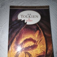 Libros de segunda mano: EL HOBBIT - JRR TOLKIEN - ED MINOTAURO. Lote 180026056