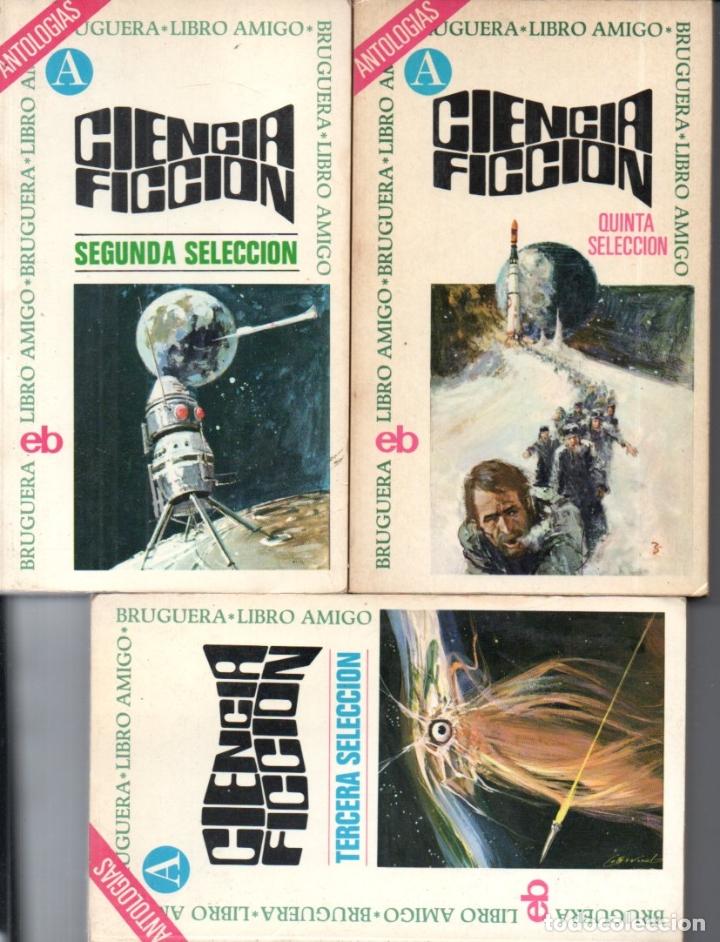Libros de segunda mano: 18 NOVELAS BRUGUERA CIENCIA FICCIÓN - Foto 5 - 180079503