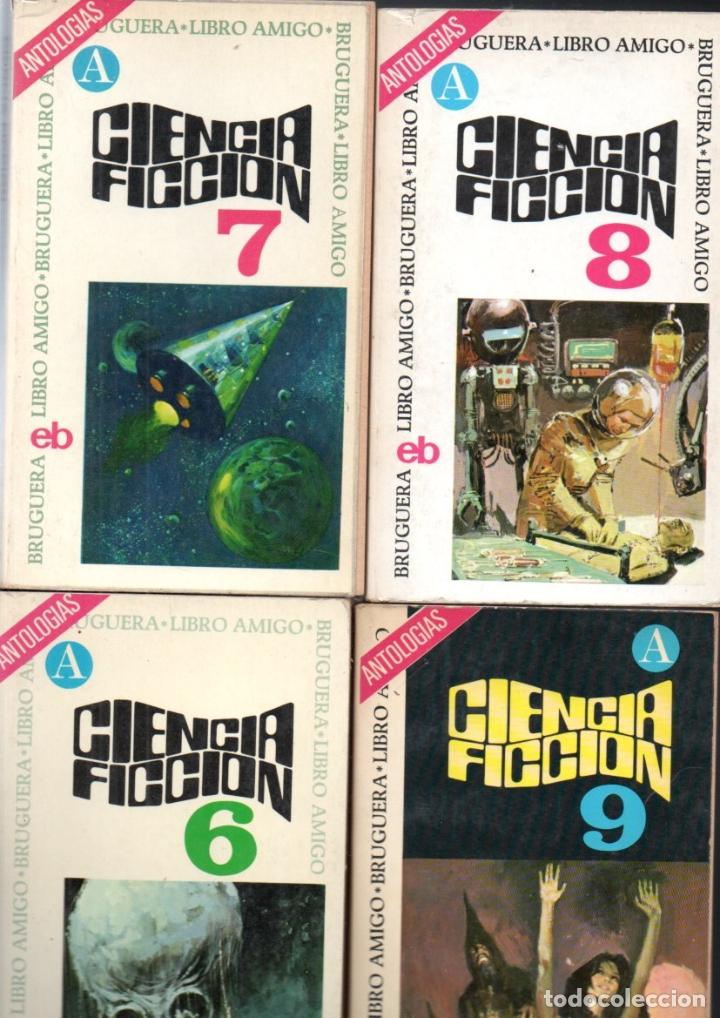 Libros de segunda mano: 18 NOVELAS BRUGUERA CIENCIA FICCIÓN - Foto 6 - 180079503