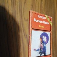Libros de segunda mano: ESCORIA. BURTON HARE. EDICIONES FORUM. PEQUEÑO FORMATO. BUEN ESTADO. RÚSTICA. Lote 180210670