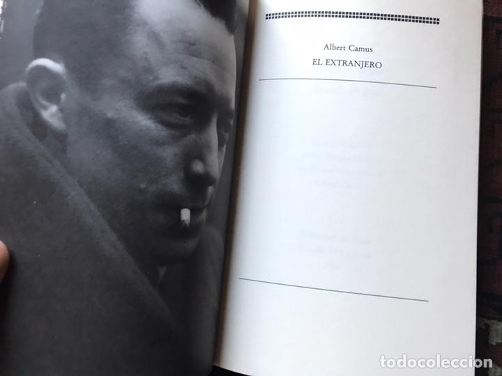 Libros de segunda mano: El extranjero. Albert Camus. Biblioteca de plata. Círculo de lectores. Como nuevo - Foto 4 - 180245848
