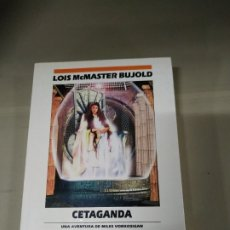 Libros de segunda mano: CETAGANDA - LOIS MCMASTER BUJOLD. NOVA.. Lote 180397366