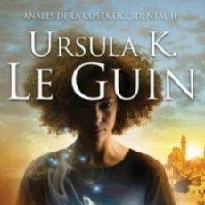 Libros de segunda mano: VOCES URSULA K. LE GUIN. Lote 180412358