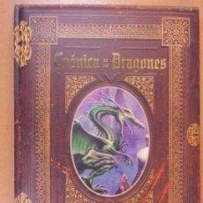 Libros de segunda mano: CRÓNICA DE LOS DRAGONES. EL DIARIO PERDIDO DEL GRAN MAGO SÉPTIMUS AGORIUS / SUSAETA.. Lote 180859861