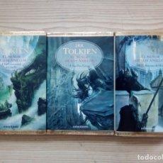 Libros de segunda mano: EL SEÑOR DE LOS ANILLOS - COMPLETA - EDICION DE LUJO - TAPA DURA - MINOTAURO. Lote 181418205