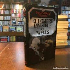 Libros de segunda mano: EL HOMBRE INVISIBLE - H.G. WELLS. Lote 181568861