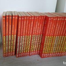 Libros de segunda mano: TIMUN MAS - ELIGE TU PROPIA AVENTURA - LOTE 42 NÚMEROS (1-42). Lote 182293460