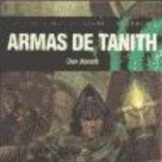 Libros de segunda mano: ARMAS DE TANITH. - ABNETT, DAN.. Lote 182354593