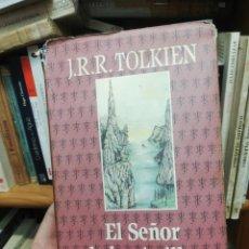 Libros de segunda mano: J. R. R. TOLKIEN. EL SEÑOR DE LOS ANILLOS.. Lote 182388928