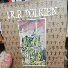 Libros de segunda mano: J. R. R. TOLKIEN. EL SILMARILLION. Lote 182389052