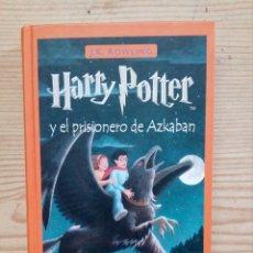 Libros de segunda mano: HARRY POTTER Y EL PRISIONERO DE AZKABAN - SALAMANDRA. Lote 182499770