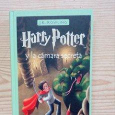 Libros de segunda mano: HARRY POTTER Y LA CAMARA SECRETA - SALAMANDRA. Lote 182499896