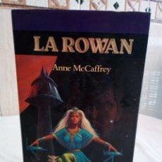 Libros de segunda mano: 59-LA ROWAN, ANNE MCAFFREY, 1992. Lote 182546272