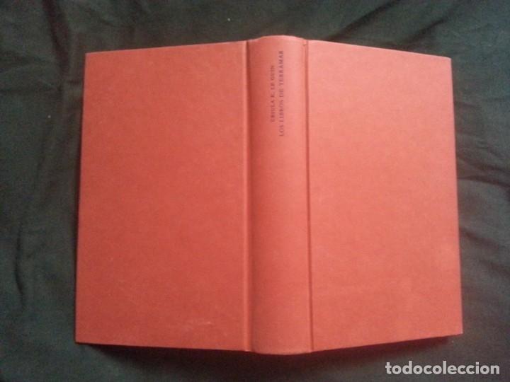 LOS LIBROS DE TERRAMAR - URSULA K. LE GUIN (Libros de Segunda Mano (posteriores a 1936) - Literatura - Narrativa - Ciencia Ficción y Fantasía)