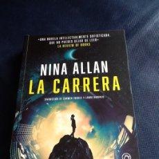 Libros de segunda mano: LA CARRERA. NINA ALLAN. Lote 182778455