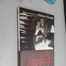 Libros de segunda mano: LA MOSCA, RELATOS DEL ANTIMUNDO / G. LANGELAAN / OBRAS MAESTRAS DE LA CIENCIA FICCIÓN - PLANETA 2001. Lote 182895861