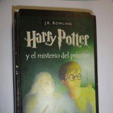 Libros de segunda mano: HARRY POTTER Y EL MISTERIO DEL PRÍNCIPE - PRIMERA EDICIÓN 2006. Lote 183170477