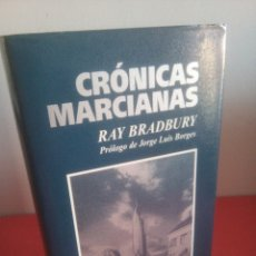 Libros de segunda mano: CRÓNICAS MARCIANAS - RAY BRADBURY - MINOTAURO - . Lote 183263507