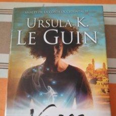 Libros de segunda mano: VOCES DE URSULA K. LE GUIN. Lote 183295031