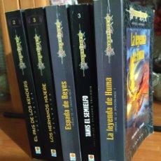 Libros de segunda mano: 5 LIBROS REINO DE LOS CIELOS. Lote 183408955