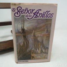 Libros de segunda mano: EL SEÑOR DE LOS ANILLOS, TOLKIEN, CIRCULO DE LECTORES. Lote 183574955