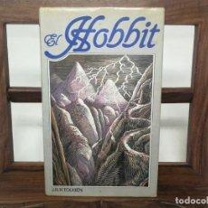 Libros de segunda mano: EL HOBBIT / J. R. R. TOLKIEN / CÍRCULO DE LECTORES. Lote 183575197
