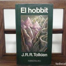Libros de segunda mano: EL HOBBIT / J. R. R. TOLKIEN / MINOTAURO. Lote 183575472