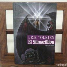 Libros de segunda mano: EL SILMARILLION / J. R. R. TOLKIEN / CÍRCULO DE LECTORES. Lote 183575731