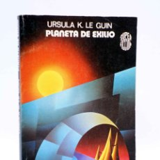 Libros de segunda mano: SUPER FICCIÓN 49. PLANETA DE EXILIO (URSULA K. LE GUIN) MARTÍNEZ ROCA, 1979. Lote 183671340