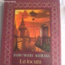 Libros de segunda mano: JUAN MIGUEL AGULIERA. LA LOCURA DE DIOS. NUEVO.540 . Lote 184107073