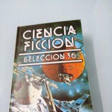 Libros de segunda mano: CIENCIA FICCIÓN SELECCIÓN 36. LIBRO AMIGO BRUGUERA. THE MAGAZINE OF FANTASY AND SCIENCE FICTION. Lote 184427365