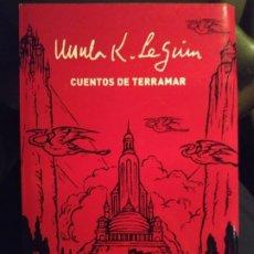 Libros de segunda mano: CUENTOS DE TERRAMAR - ÚRSULA K. LE GUIN. MINOTAURO. Lote 184901860