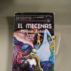 Livros em segunda mão: EL MECENAS - WILLIAM ROTSLER. EDAF. Lote 185687920