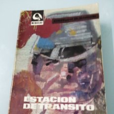 Libros de segunda mano: ESTACIÓN DE TRÁNSITO. CLIFFORD D. SIMAK. E. D. H. A. S. A. BARCELONA, 1966.. Lote 185697645