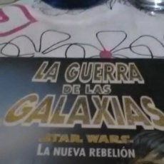 Livres d'occasion: STAR WARS, LA GUERRA DE LAS GALAXIAS. Lote 186082056