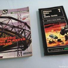 Libros de segunda mano: CUATRO DEL PLANETA CINCO. MURRAY LEINSTER. TERROR Y CIENCIA FICCIÓN 7. NUEVA DIMENSION.. Lote 186085351