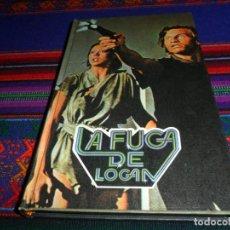 Libros de segunda mano: LA FUGA DE LOGAN, ADAPTACIÓN DE LA SERIE DE TV. CÍRCULO DE LECTORES 1977. ILUSTRADO. TAPAS DURAS.. Lote 186208515