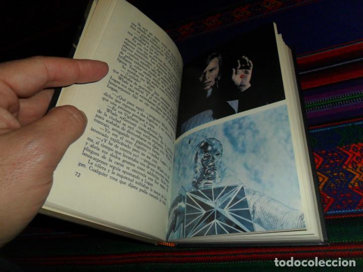Libros de segunda mano: LA FUGA DE LOGAN, ADAPTACIÓN DE LA SERIE DE TV. CÍRCULO DE LECTORES 1977. ILUSTRADO. TAPAS DURAS. - Foto 2 - 186208515