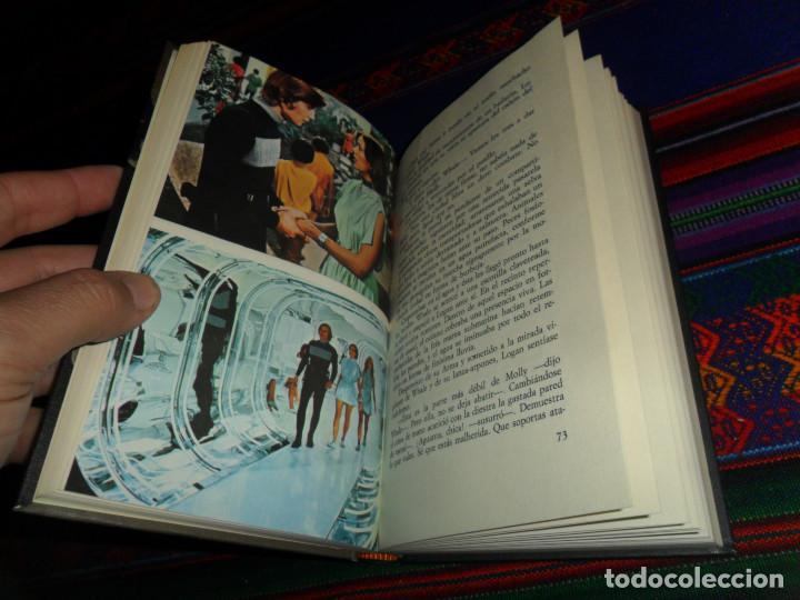 Libros de segunda mano: LA FUGA DE LOGAN, ADAPTACIÓN DE LA SERIE DE TV. CÍRCULO DE LECTORES 1977. ILUSTRADO. TAPAS DURAS. - Foto 3 - 186208515
