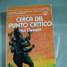 Livros em segunda mão: CERCA DEL PUNTO CRÍTICO - HAL CLAMENT. EDAF. Lote 187171821