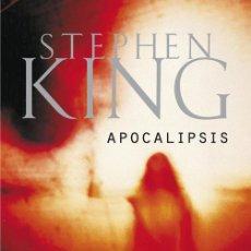 Libros de segunda mano: APOCALIPSIS. - KING, STEPHEN.. Lote 189113580
