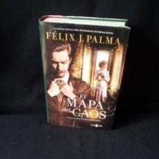 Libros de segunda mano: FELIX J. PALMA - EL MAPA DEL CAOS, ¿Y SI LA MUERTE PUDIERA DESHACERSE? - PLAZA & JANES 2014. Lote 189483473