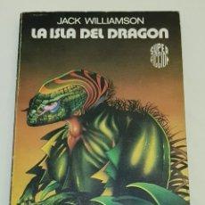 Libros de segunda mano: LA ISLA DEL DRAGÓN – JACK WILLIAMSON. Lote 189739408